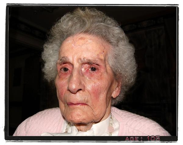 AGE  :  105 by jackieo