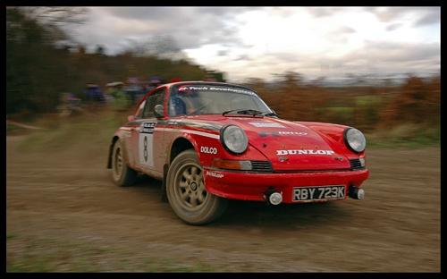 Panned Porsche by u47sb2