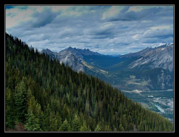 Canadian Rockies by TrevorPlumbe
