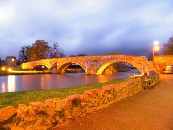 Nungate Bridge by danmclean