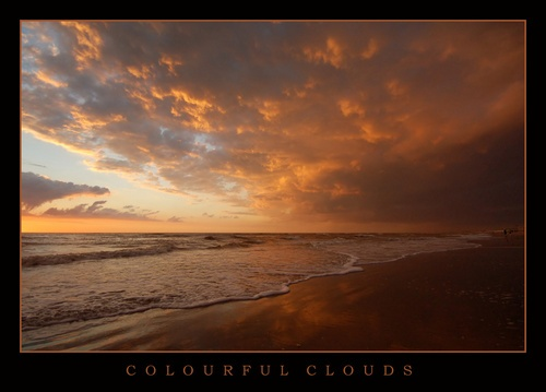 Colourful Clouds by DaisyD50