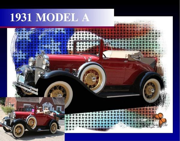 Model A by wayfarer