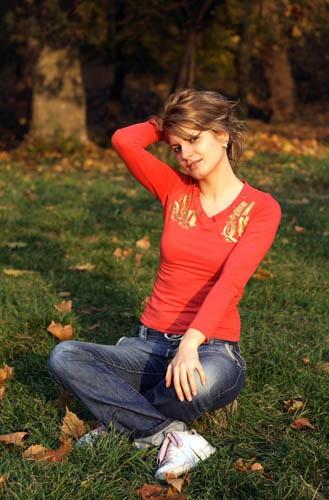 my beautiful girlfriend by fritz_one