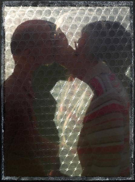 Kissing Couple by redbulluk