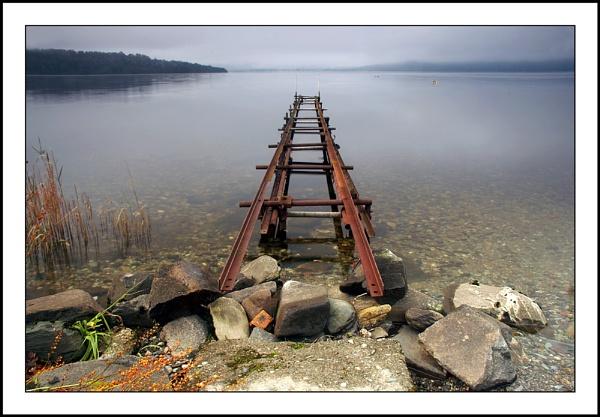 Anchorage Calm by jeanie