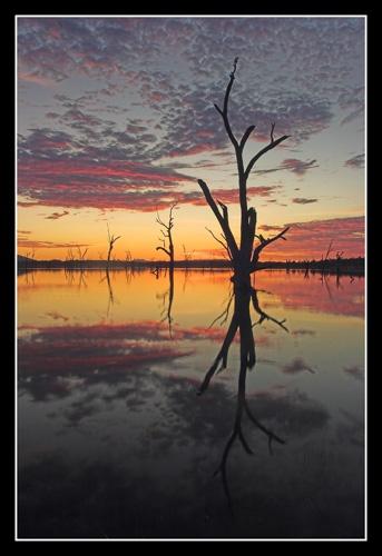 Lake Fyans by armamatt1