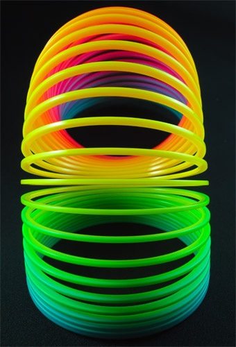 slinky by DarrenSmithPhotography