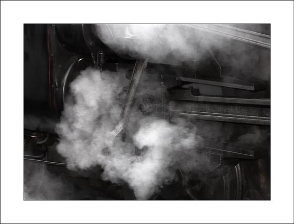Steam and Steel by ian walker