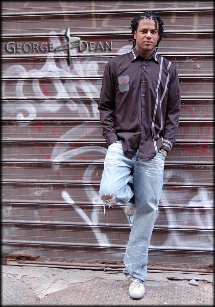 George Dean NY - V by TyChee