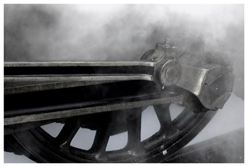 Steamin wheels by Graysta