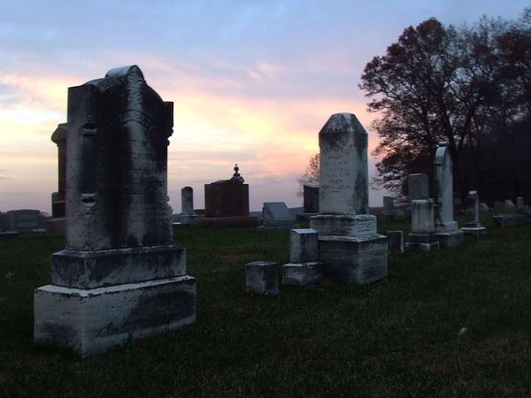 Hilltop Cemetery by Josh_R