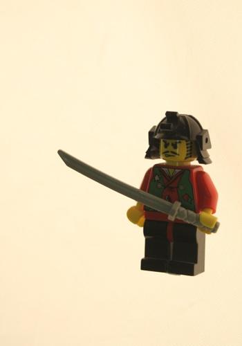 Lego man by nowhereishere