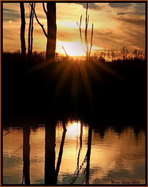 Lake View by Klearose