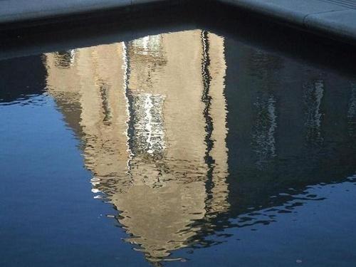 water mirror by adgvelazquez
