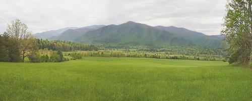 Smoky Mountains (small pan) by shutterbugcrazy