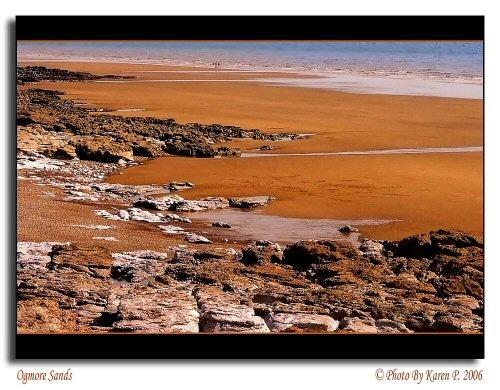 Ogmore Sands by mandarinkay