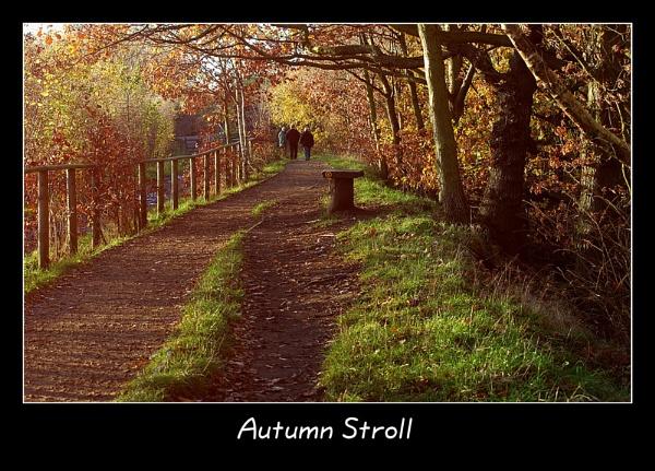 Autumn Stroll by juldon