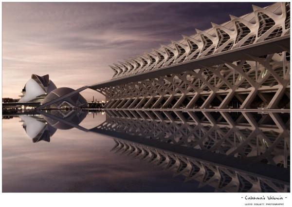 · Calatrava\'s Valencia · by lloydee