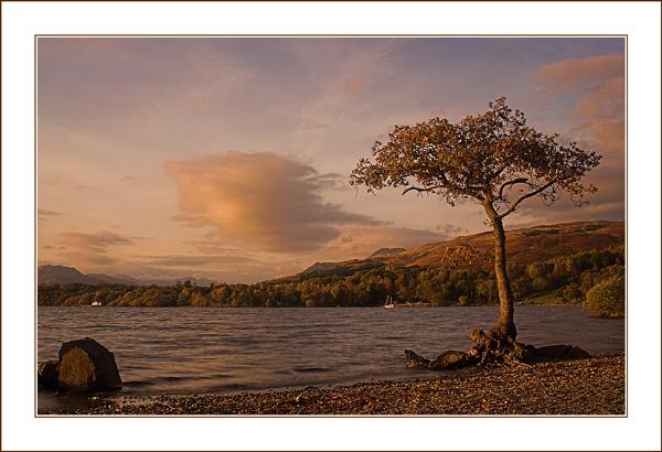 Millarochy Bay by conrad