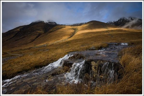 Winter light... by Scottishlandscapes