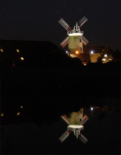 Windmill by KarlmarxEra