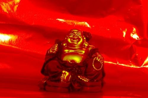Buddha by williamdsym