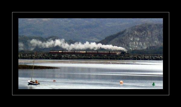 Festiniog Railway by telfordtrio