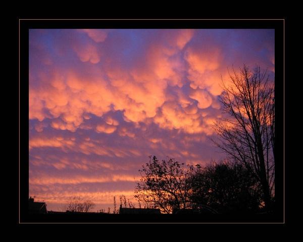 Fire In The Sky by telfordtrio