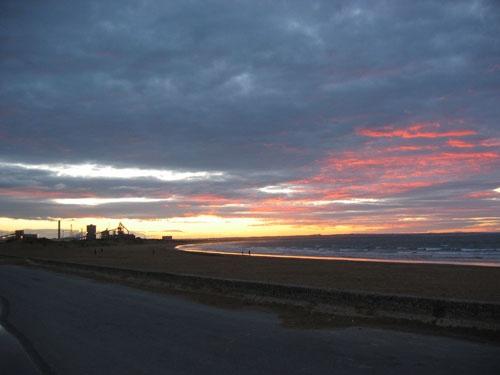 Coatham Sunset re-post by GaryR