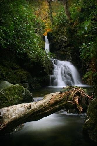 Cascade Falls by garymcparland
