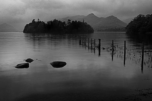 rainy derwent morning by john thompson