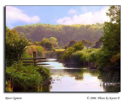 River Ogmore by mandarinkay