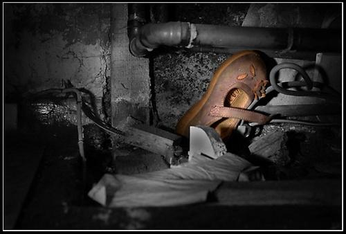 Under the Floor by jimthistle73