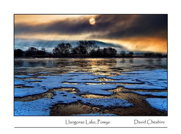 Llangorse Lake, Powys by chesh