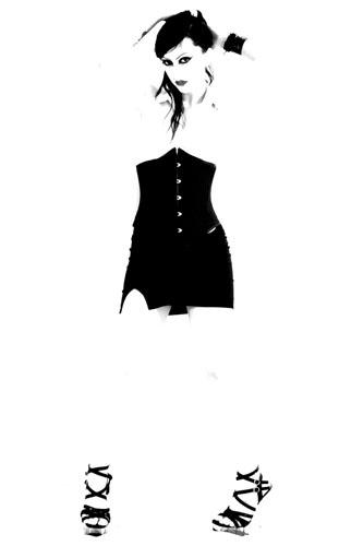Cheshire Goth... by bytorphoto