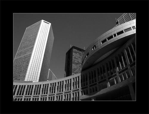 Tokyo: UFO by toonblade