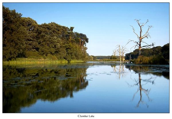 Clumber Lake 3 by MarkT