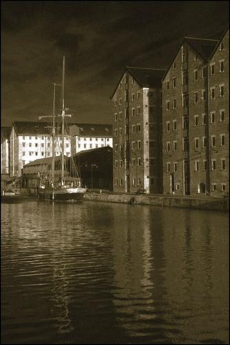 Gloucester Docks by Jon_Iliffe