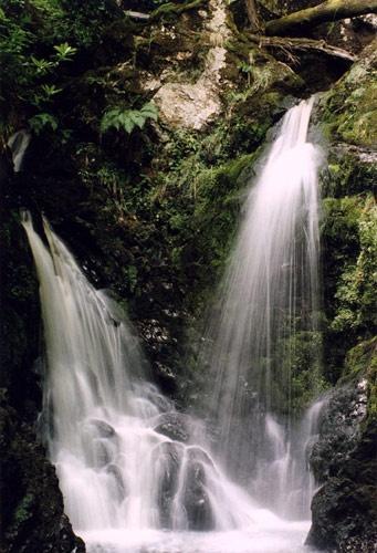 Big Burn waterfall by jeff50
