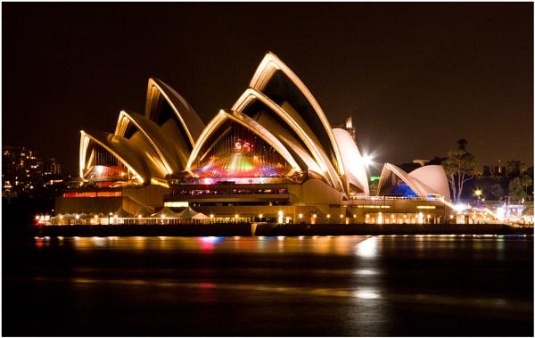 The Opera House by Anastasia