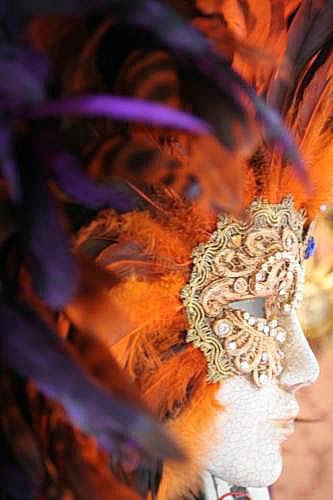 Venice Carnival Mask. by SimPick