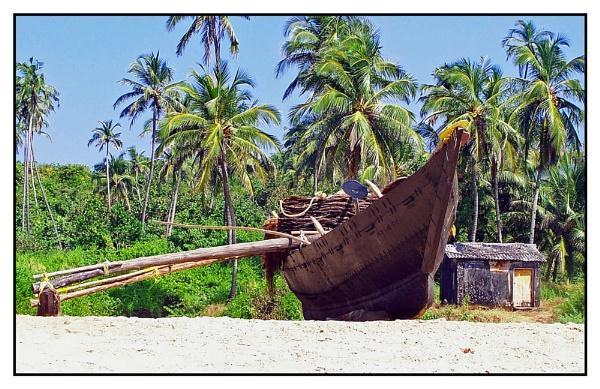 Fishing Boat by mark2uk