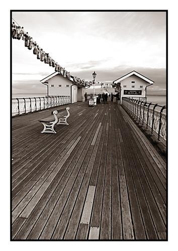 Penarth Pier by AnthonyR