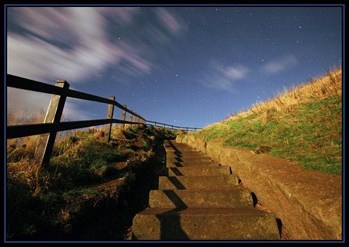 Steps and Stars by u47sb2