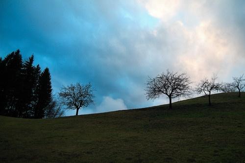 Blue corner by ambmilan