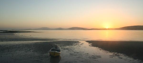 Hebridean Sunrise by peterzed