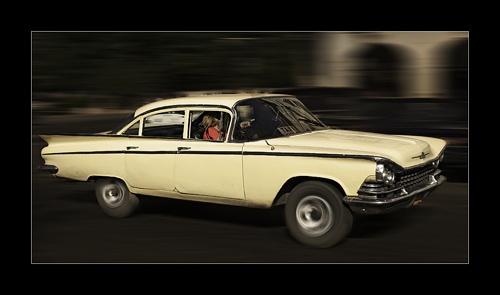Havana Taxi by banehawi
