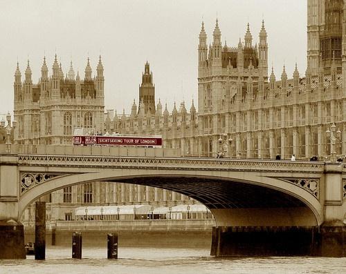 A bridge in London. by MandyS