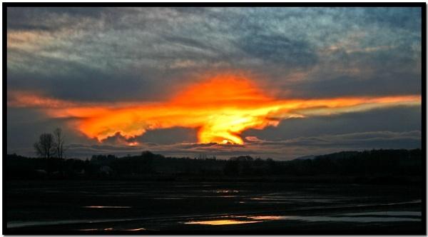 Swirly Sunset by mommy2cutekids