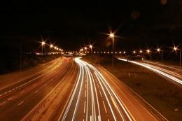 M6 by night